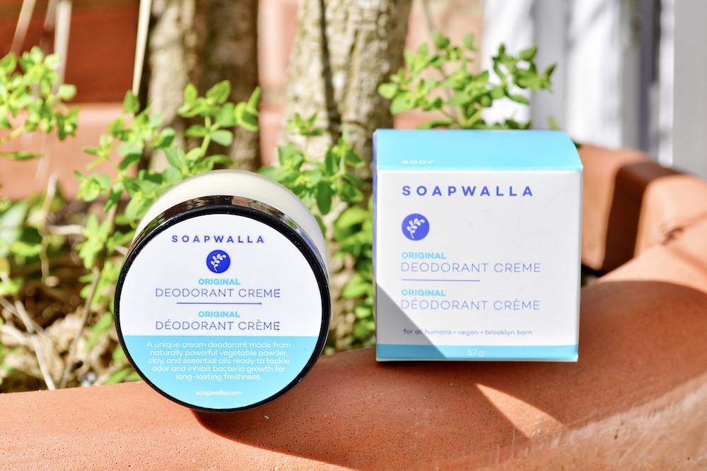 Review of Soapwalla Original Deodorant Cream