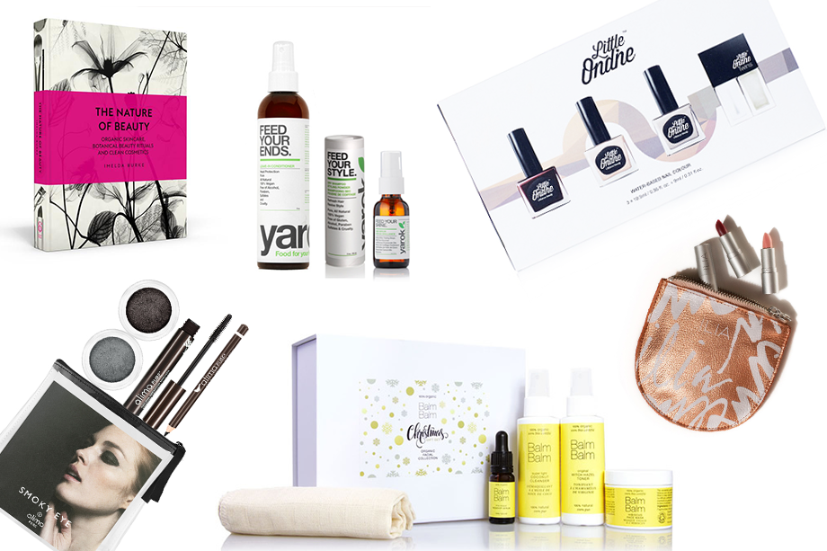 Christmas Green Beauty Gift Ideas For Her 2016 Naturia Beauty