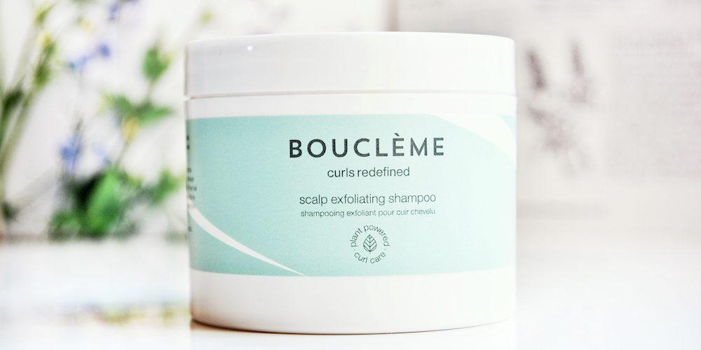 Bouclème Scalp Exfoliating Shampoo Review