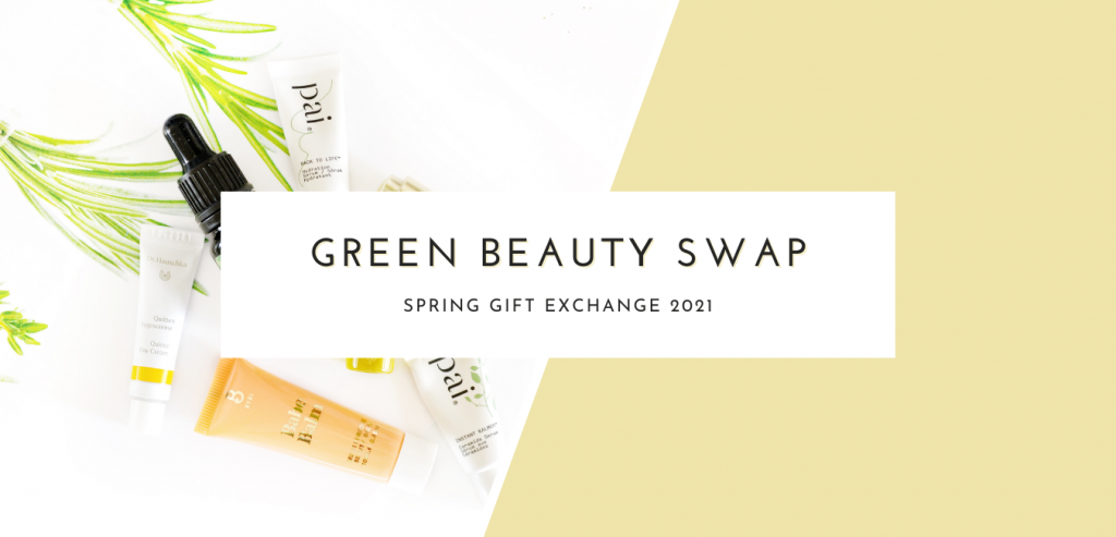 Sign up to join in the bi-annual (spring/winter) international natural & organic beauty gift exchange with the green beauty swap community.