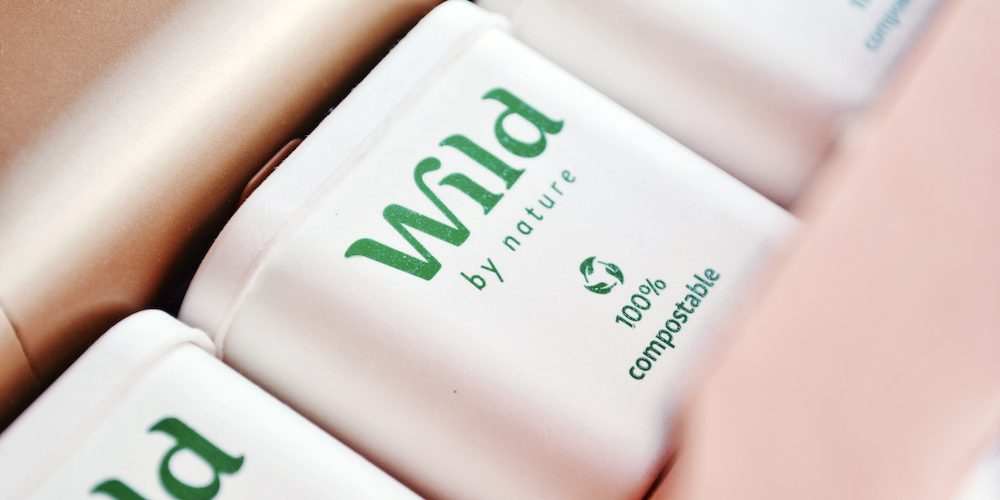 Sustainable & Refillable – Wild Natural Deodorant