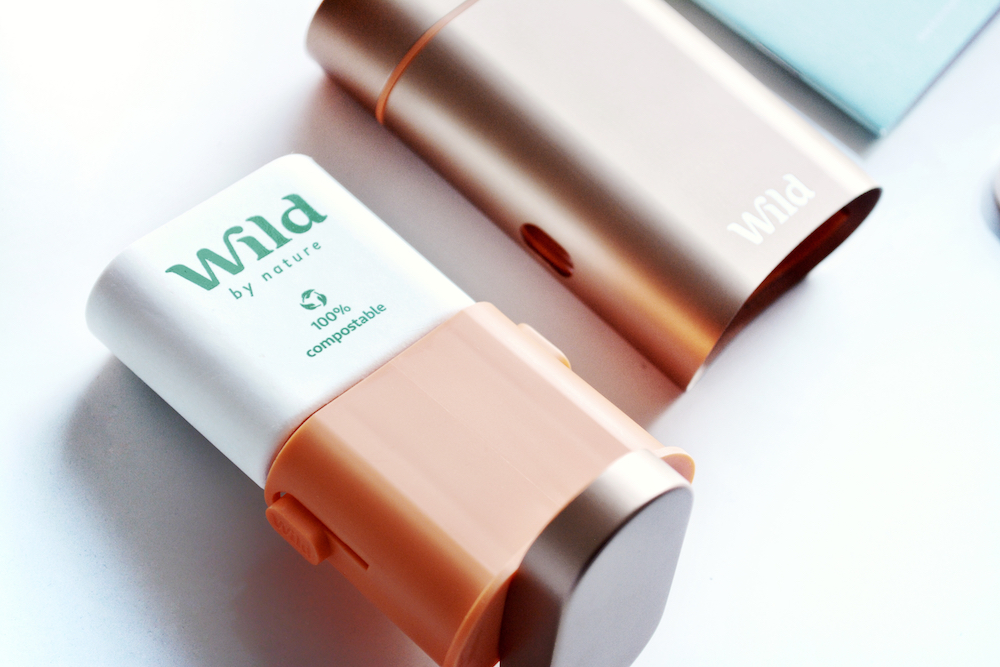 Review of Wild Natural Deodorant - a plastic-free, sustainable, refillable, natural deodorant that actually works!